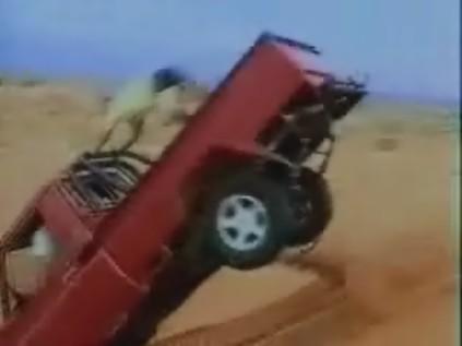 Flyver af bil