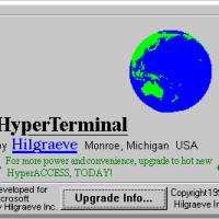 Hyperterminal til Windows Vista