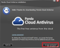 Gratis Antivirus Panda Cloud