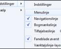 Quick guide til browseren Firefox