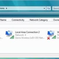 Opret en direkte genvej til netværks steder på Vista