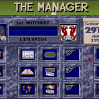 The Manager fodbold spil