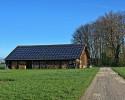 Mal solceller på væggen og beskyt dit hus med UV-maling