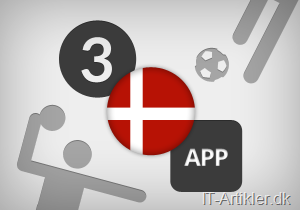 3 danske sports-apps