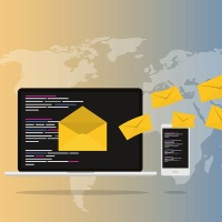 De smarte funktioner i Hotmail - den første webbaserede e-mail service