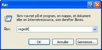 Aktivere eller deaktivere automatisk kørsel af cd-rom'er i Windows XP